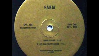 Farm – Very Rare USA 1971 Privately Pressed Rock LP on Crusade Enterprises £500