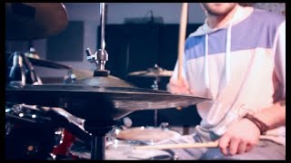Young Dumb & Broke by Khalid - Drum Cover - Jeremy Davis