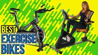 10 Best Exercise Bikes 2017