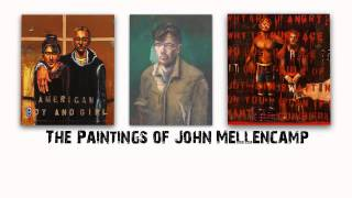 The Paintings Of John Mellencamp On View At The Museum Of Art Deland, FL