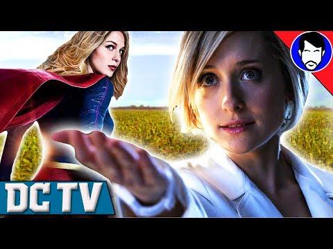 Supergirl Smallville Crossover - Supergirl Season 3   DCTV Recap