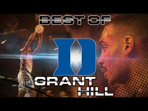 Highlights of Former Duke Star Grant Hill   ACCDigitalNetwork