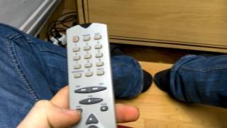 Présentation d'un lecteur DVD SHNEIDER+ problème de ouverture de compartiment à disque