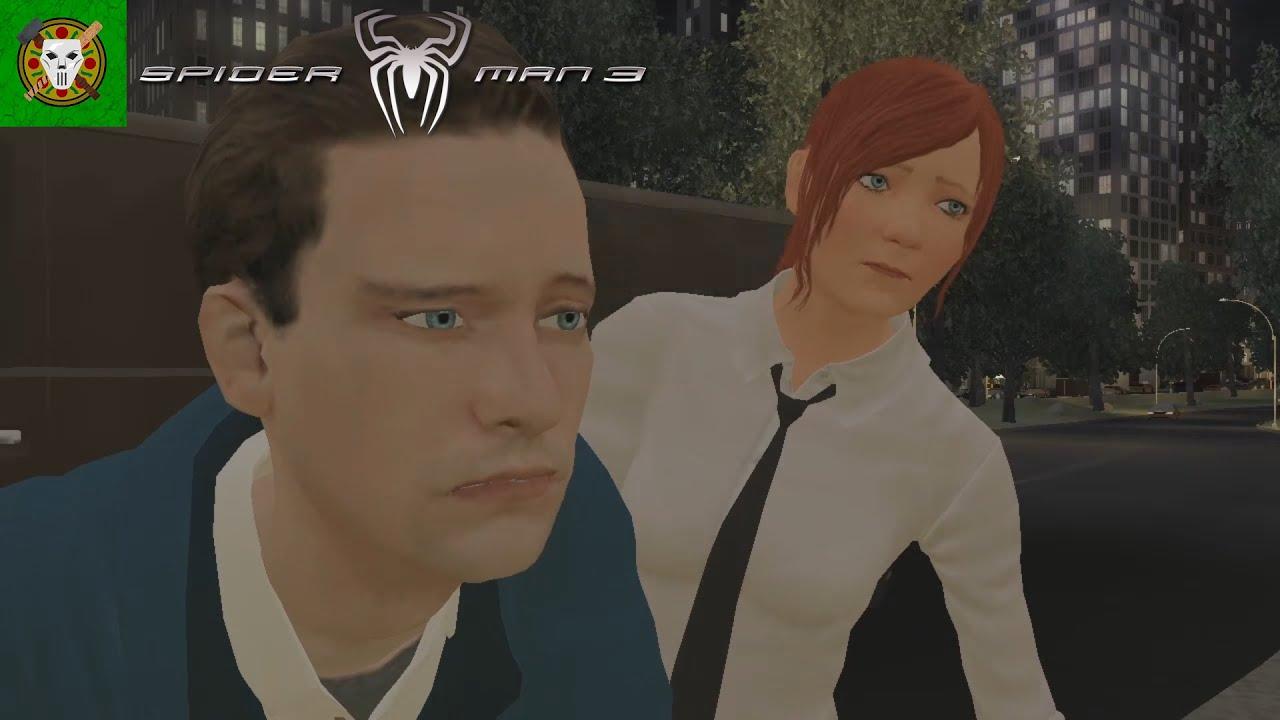 1 スパイダーマン3 「嵐の前の静けさ」 PS3版