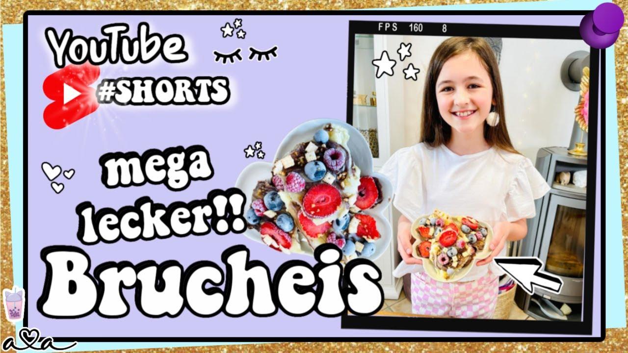 Super leckeres Brucheis! Mega TREND! 💜 Alles Ava #shorts