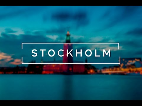 Stockholm in Motion - A Time Lapse Film