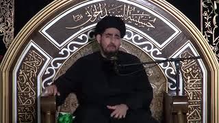 السيد حسن الخباز - إحياء ذكر الإمام الحسين عليه السلام يوميا بذكره عند شرب الماء ولعن ظاليميه