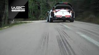WRC - Corsica linea - Tour de Corse 2019: Evans vs. Meeke