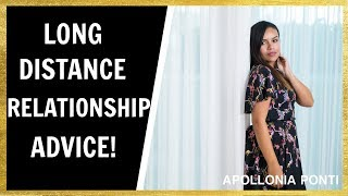 Long Distance Relationship Advice | 4 Important Tips To For Success!