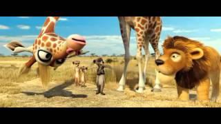 Hurá do Afriky! / Konferenz der Tiere (2010) - český trailer