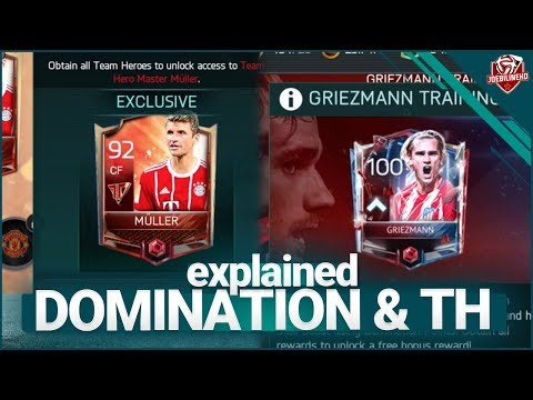 FIFA MOBILE 18 S2 FIRST LOOK Domination Griezmann & New Team Heroes Season 2 | 100 Griezmann!
