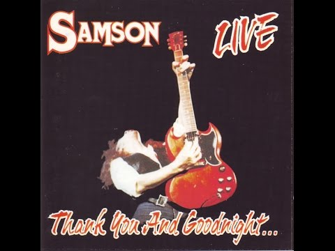 Samson - Thank You And Goodnight [FULL ALBUM] [HQ]