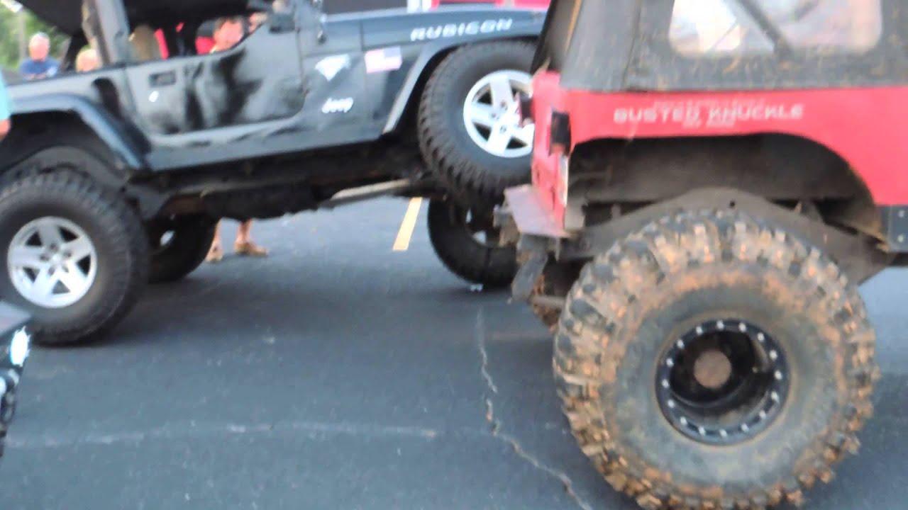 1st Myrtle Beach Jeep Week