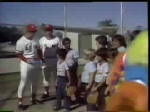 Tom Seaver on the Baseball Bunch