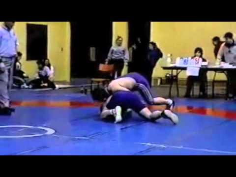 2004 Queens Open: 82 kg Scott Swarbreck vs. ?