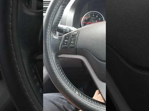 Honda Crv VSA Light On Issue!