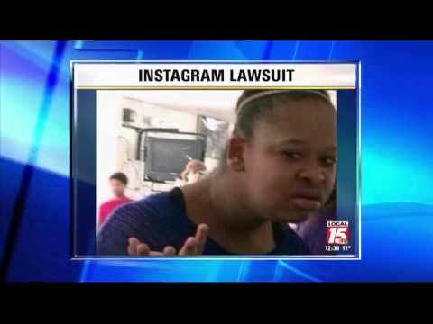 Teen in Meme Suing Instagram - YouTube