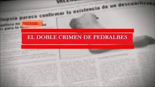 El doble crimende Pedralbes. Programa.12.