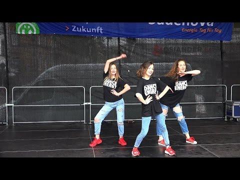 """""""Dance Energy"""" - """"YES"""".  Frühlingsfest 2016"""