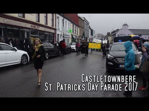 Castletownbere St. Patricks day parade 2017