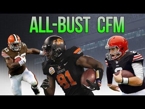 A Team of Busts CFM | Johnny Manziel + Trent Richardson | Madden 17
