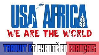 Usa For Africa We are the world traduction en francais COVER Frank Cotty.mp3
