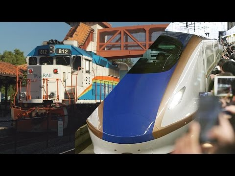 High Speed Rail March News 2015 - HSRAC