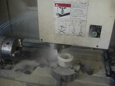 Fresatura Particolare in Alluminio - Vi.l.m.