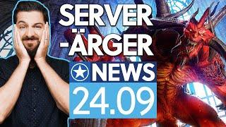 Diablo 2 Resurrected: Launch mit Problemen - News