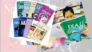 Tâm điểm: Chung quanh chất lượng chương trình sách giáo khoa