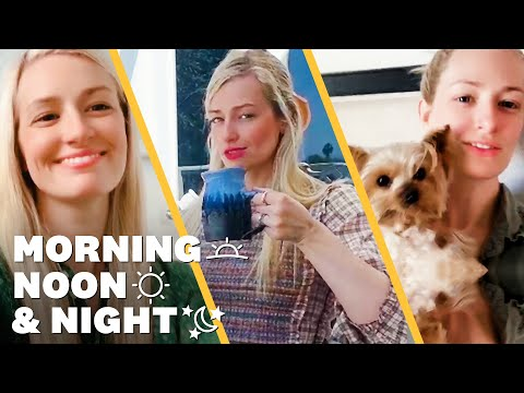 Beth Behrs' Daily Routine: Gardening, Horses and the Banjo | Morning, Noon & Night | Women's Health