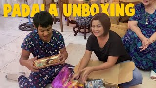 Unboxing the Padala! | CANDY & QUENTIN | OUR SPECIAL LOVE