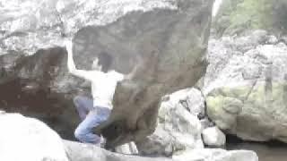 日之影 デジマ 2014年 二段+ 【クライミングチャンネル】外岩ボルダリングの動画・トポはクライミングチャンネル 【Climbing Areas and Boulders in Japan】 thumbnail