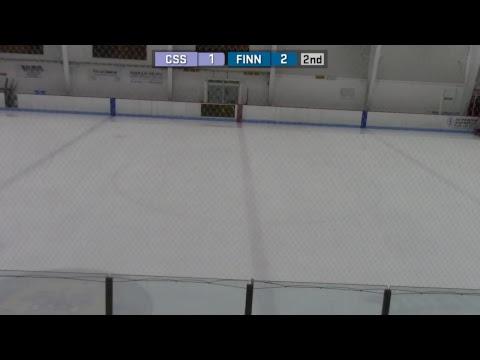 M. Hockey - Finlandia vs. St. Scholastica - Feb. 3, 2018