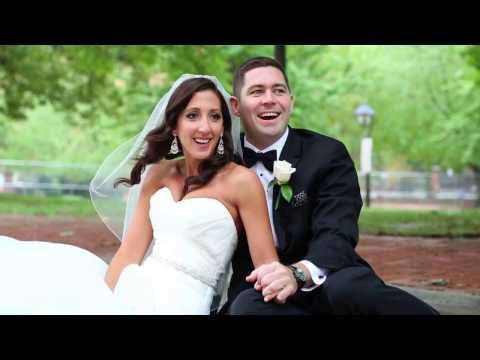 Philadelphia Wedding: Alexis + Brian