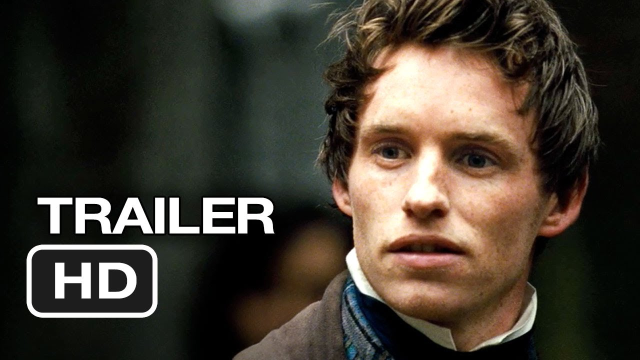 Les Miserables Official Trailer 3 2012 Hugh Jackman Russell Crowe Movie Hd Youtube