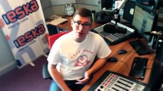 Hanczak (Radio Eska) zaprasza na akcję