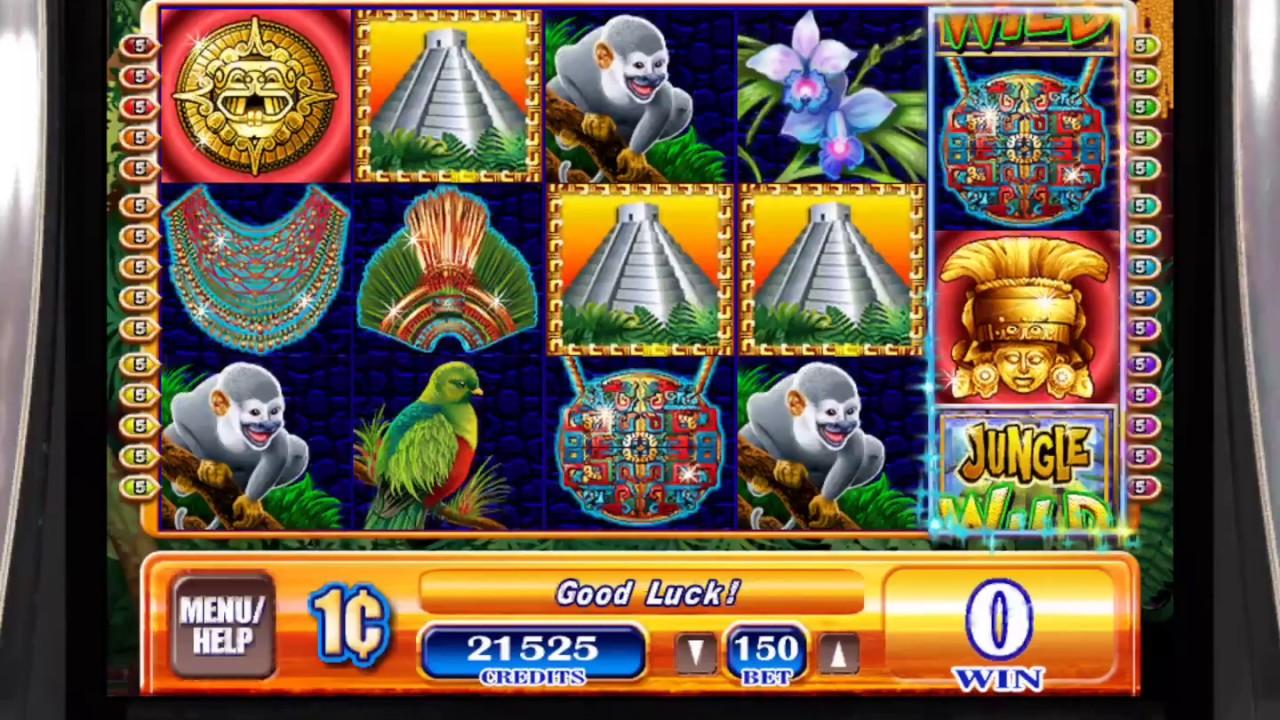 Jungle Wild Casino Game