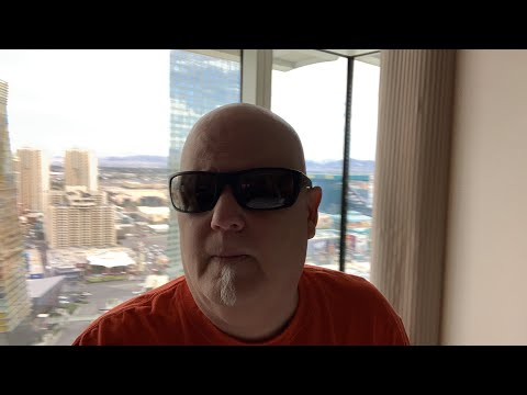 Live From Vegas - I'm going mental!