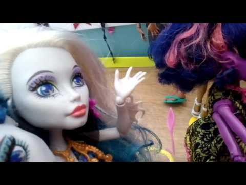 Une nouvelle reine à Monster high streaming vf