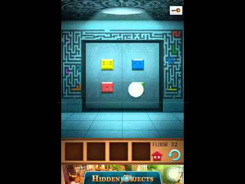 100 Floors Annex Level 32 Walkthrough Guide Youtube