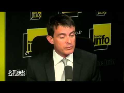 Pour Manuel Valls, « il est temps d'arrêter » la grève à la SNCF