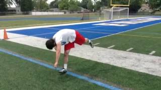 Andy double glide throw