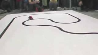 Гонки по линии 2009. Робот