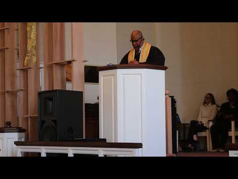 Olympia Fields UMC 2018 Anointing of the Oil and Prayer