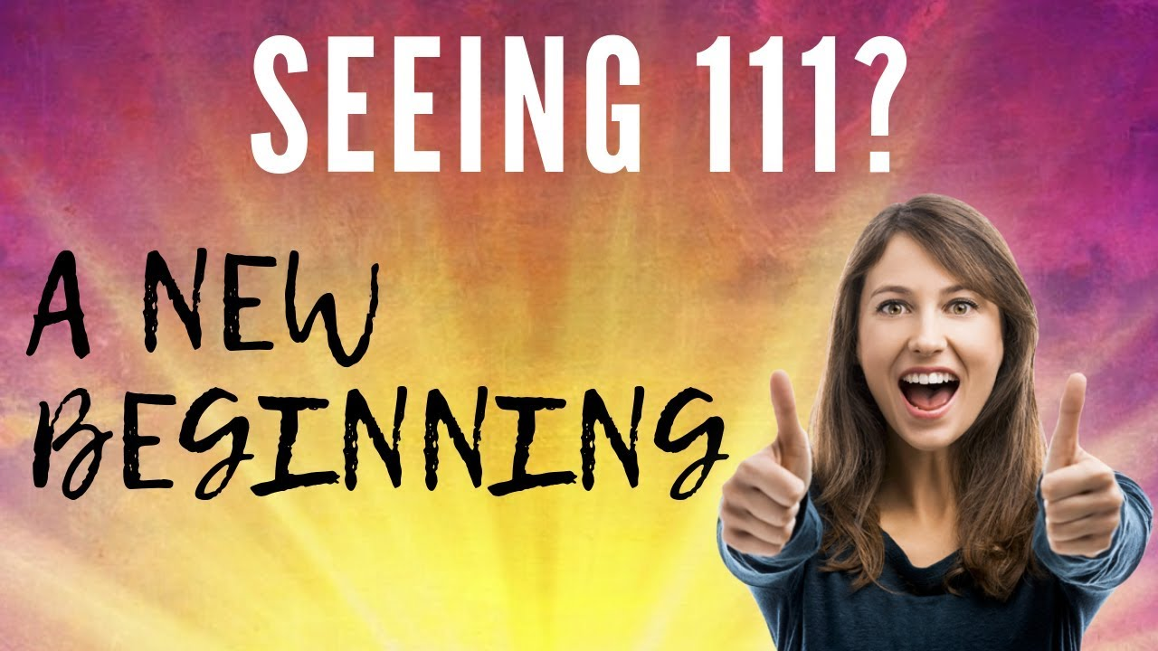 Are you seeing 111? The meaning of 111 and 1111 | Secret Pisces