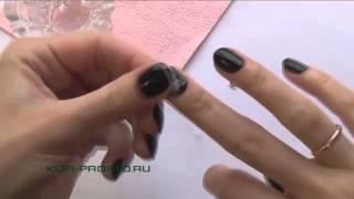 Слайдер для ногтей. Пошаговый урок видео слайдеры