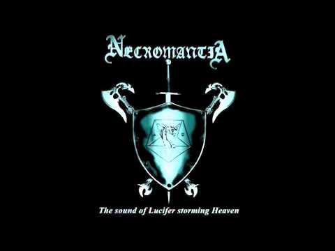 Necromantia  The Sound of Lucifer Storming Heaven Full Album