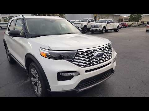 2020 Ford Explorer review - built to please any family