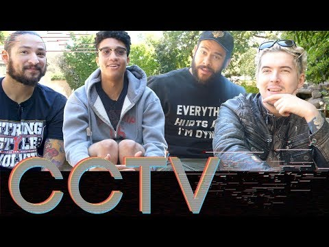 JAMES' HOUSE TOUR • CCTV #29
